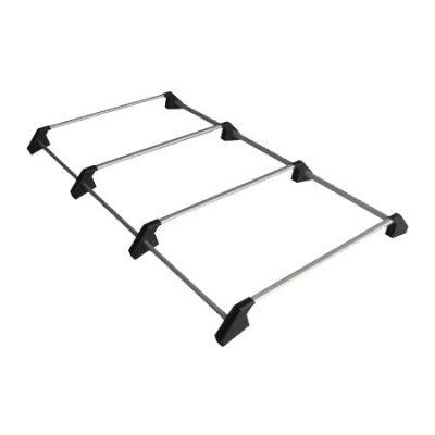 Aluminium roof rack for 6ft trailer