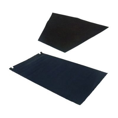 Rubber mat for trailer and nose-cone
