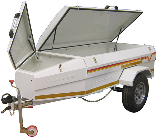 Sports and Luggage Trailer