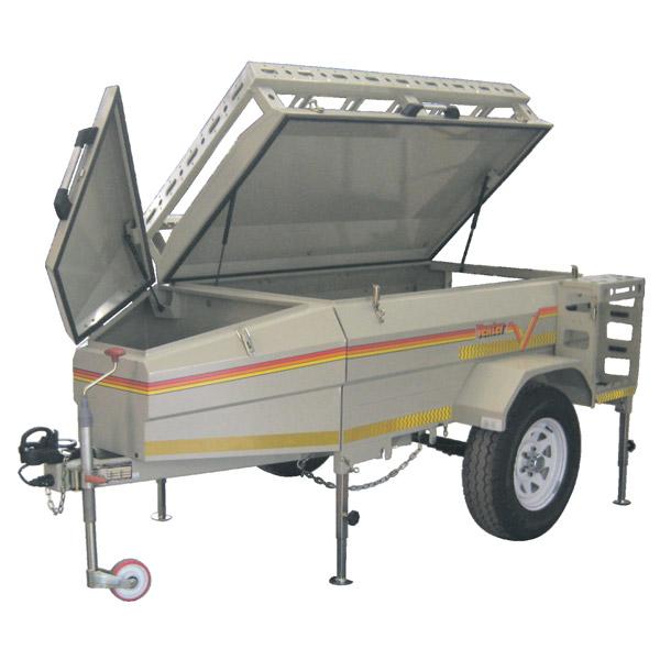 Savuti trailer