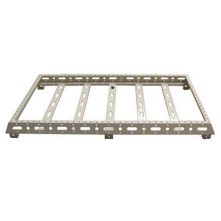 Steel roof rack for 6ft trailer