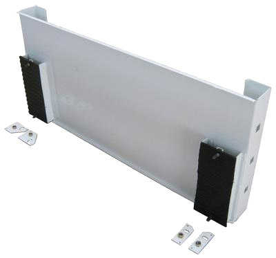 Vertical storage stand kit (inside view)